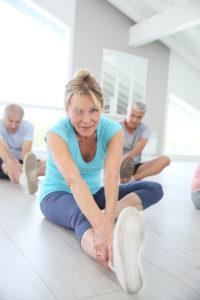 Klub fitness - Seniorka